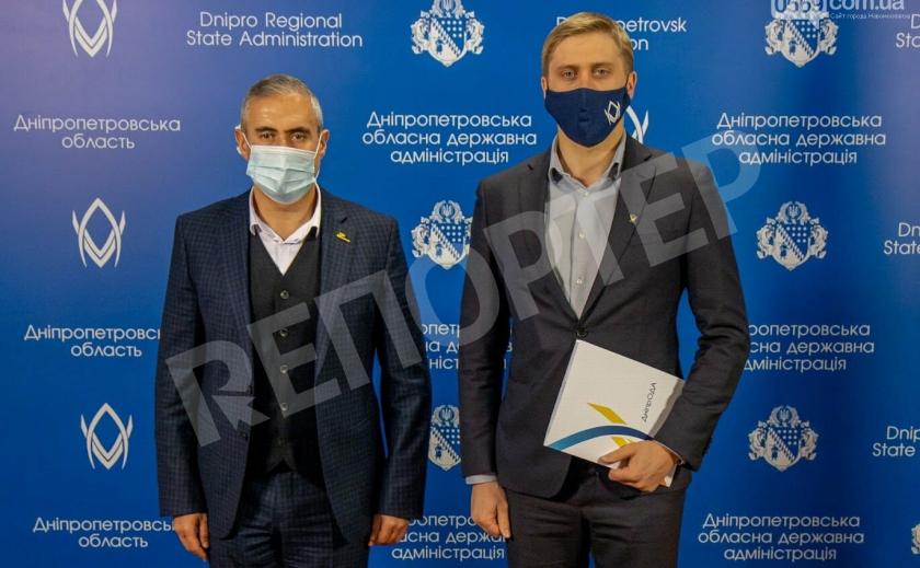 После визита губернатора новомосковцы получили надежду