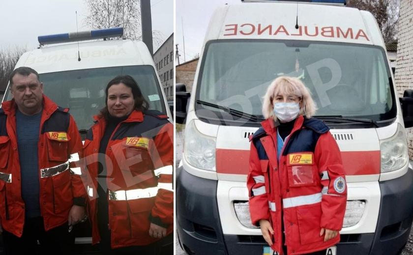 Новомосковские медики скорой приняли за день двое родов