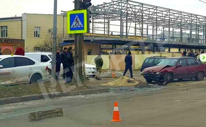 В новомосковской автокатастрофе погибла 2-летняя малышка ОБНОВЛЯЕТСЯ