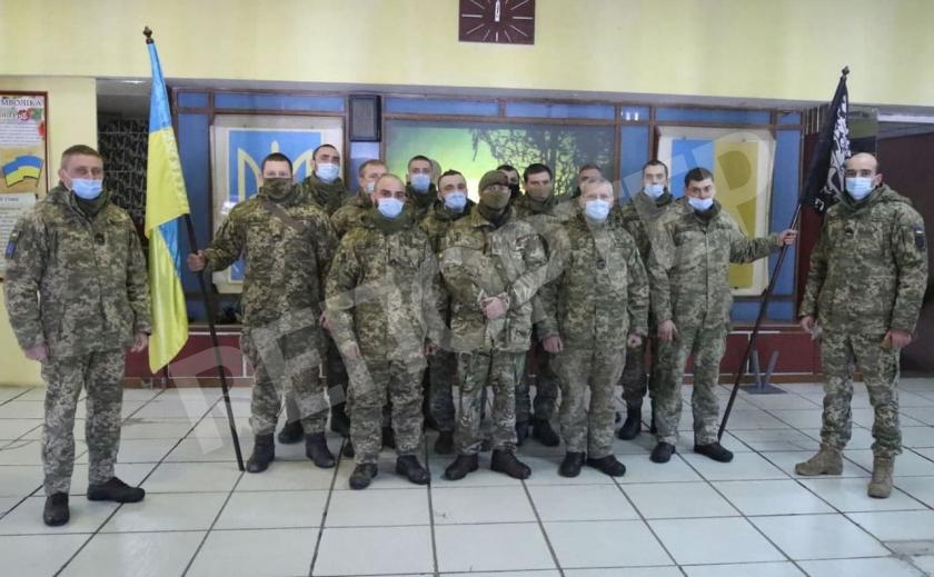 Под Новомосковском откроют британскую школу сержантов