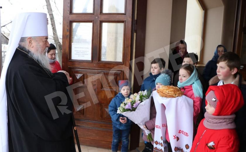 Храм в Новомосковске отметил 50-летний юбилей