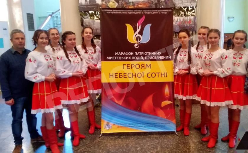 Новомосковские девчата поют лучше всех!