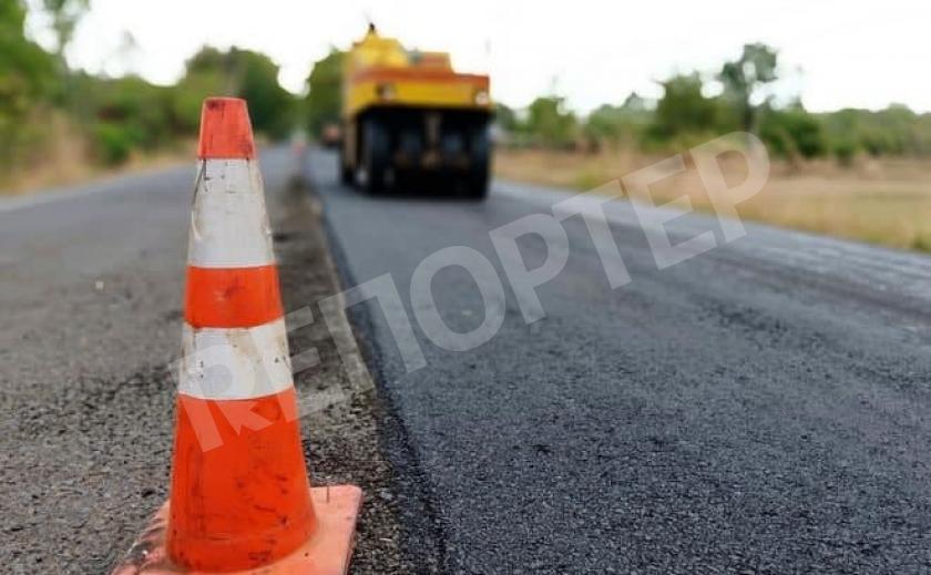 Цифра дня. В Новомосковском районе потратят свыше 100 000 грн на дороги