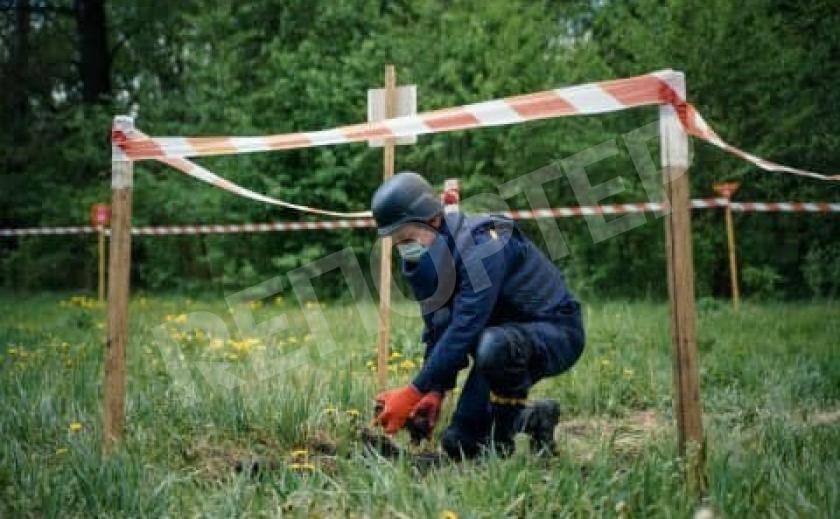 Под Новомосковском и в Павлограде обнаружили боеприпасы