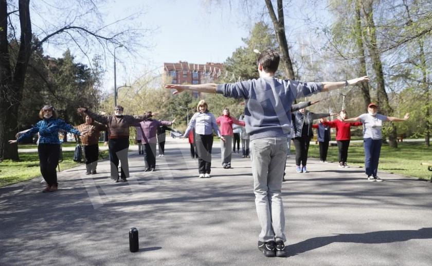 В Новомосковске известные спортсмены зарядят горожан здоровьем в парках