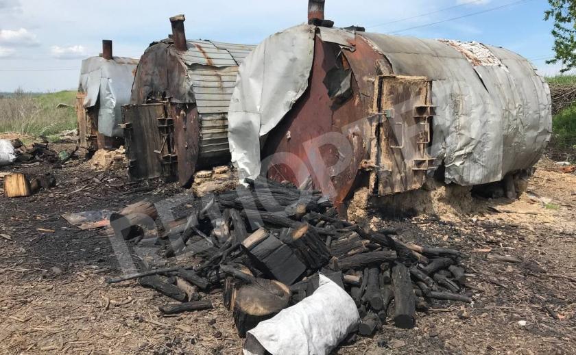 В Новомосковске заинтересовались подпольным производством угля