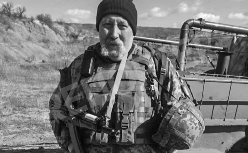 В ООС/АТО погиб 59-летний капитан-медик с позывным «Феофан» из 93-й бригады Холодный Яр