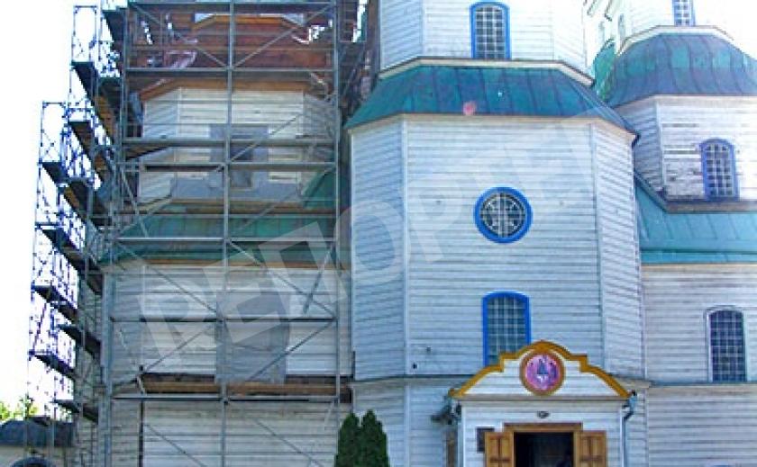 Когда в Новомосковске завершится реставрация Свято-Троицкого собора