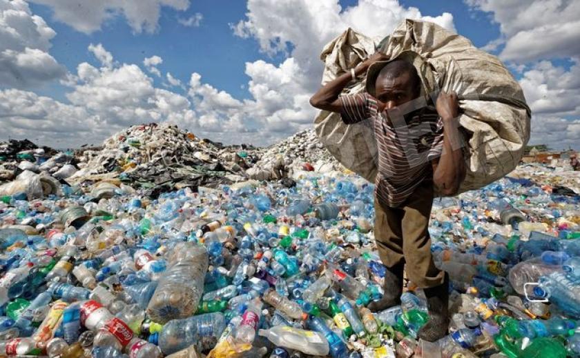 Кому нужен новомосковский мусор?