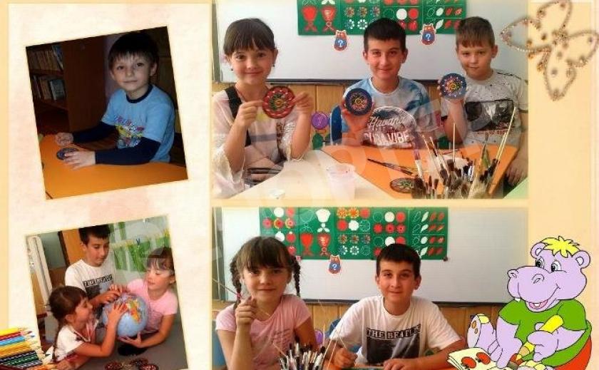 Не Петриковка! Юные мастера росписи из Новомосковского района поедут во Францию